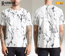 New Fashion wholesale sublimated tshirt bulk clothing man