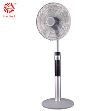 Household air stand fan timer electric fan with remote control