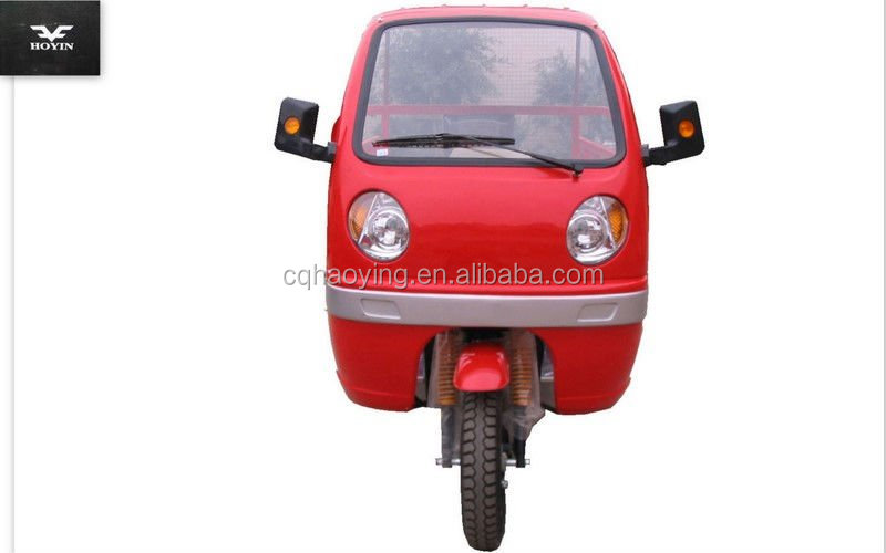 2015 the top popular 250cc gasoline cargo 3 wheel tricycle