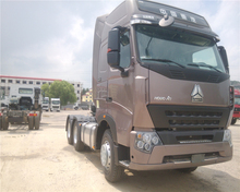 High quality SINOTRUK trailer head, 371hp HOWO prime mover for sale