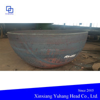 Carbon steel hemispherel head for mineral equipment