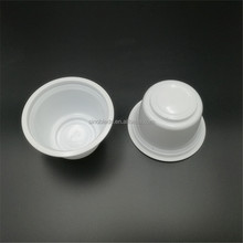 Custom Disposable PP Plastic jelly cup pudding cup