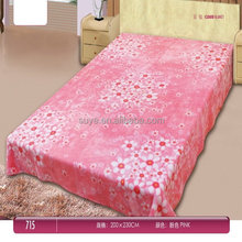 Best quality factory direct low cost baby blanket for staff