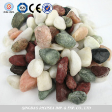 Colorful Pebbles For Garden Decoration