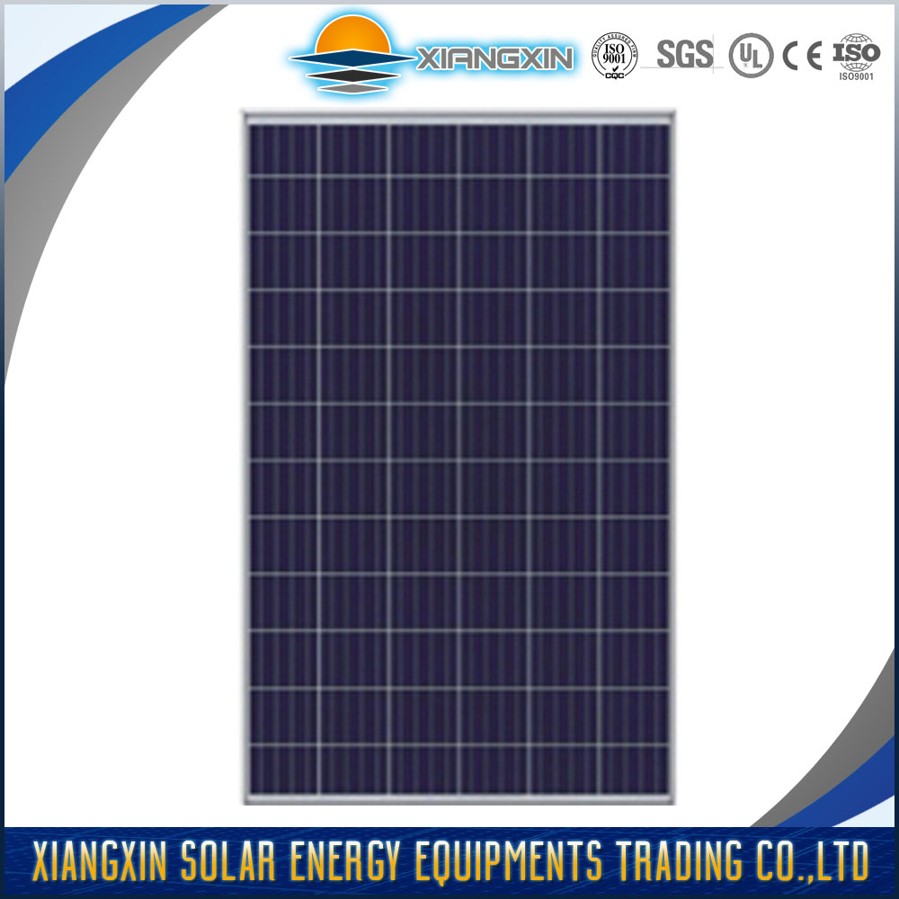 poly crystalline solar panel 305w