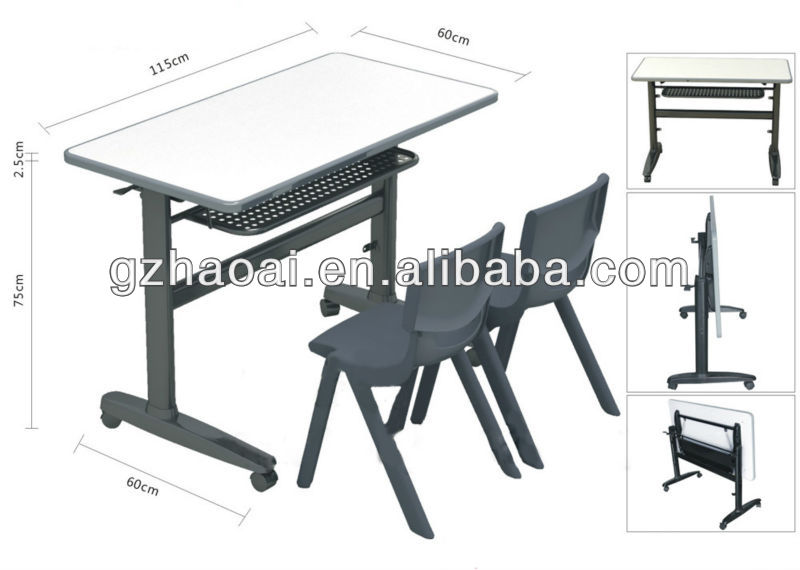 A-12310 tables and chair for kindergarten