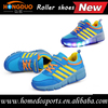 roller running shoes skate with retractable wheels for kids sport brand name
