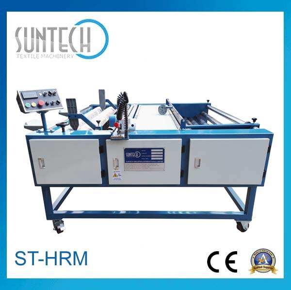 SUNTECH Textile Rolling Machine for Fabric Winding