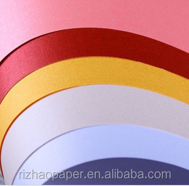 31''*43'' colorful pearl leather texture paper
