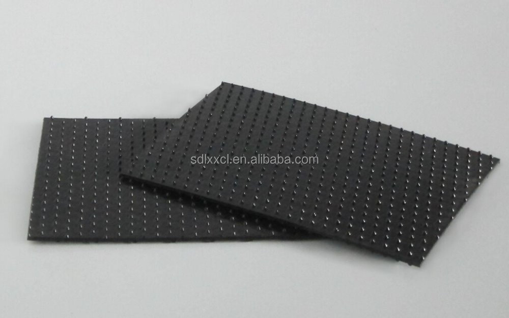 HDPE textured dimple geomembrane