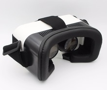 Patented 3d glasses vr box for iPhone & Android Compatible with 3.5-6.3 inch screens