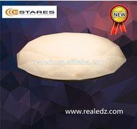 Best selling listing Semi Flush square warm LED ceiling light