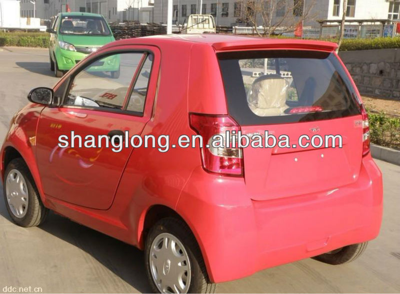 T-KNG Smart L7E Electric LHD EEC Economic New Vehicles