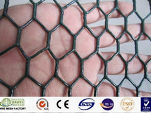 Beautiful design PVC coated hexagonal wire netting fencing mesh for sale
