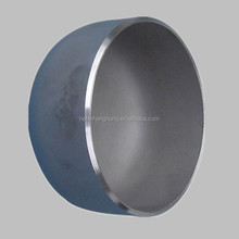 2015 good quality new cast iron pipe end cap