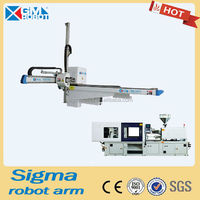 hot sale low price IML label robot arm for injection machine