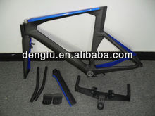 2013 Dengfu new carbon triathlon bike frame & TT handlebar