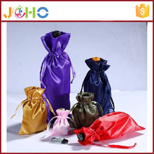 Hot Selling Professional Custom all kinds Cheap Satin Bottle Carry Wine Bag for Packing