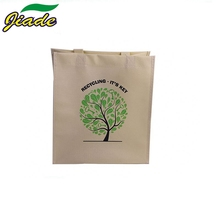 Eco-friendly Waterproof Fashion Colorful Canvas Cotton Shopping Tote Handy Bag