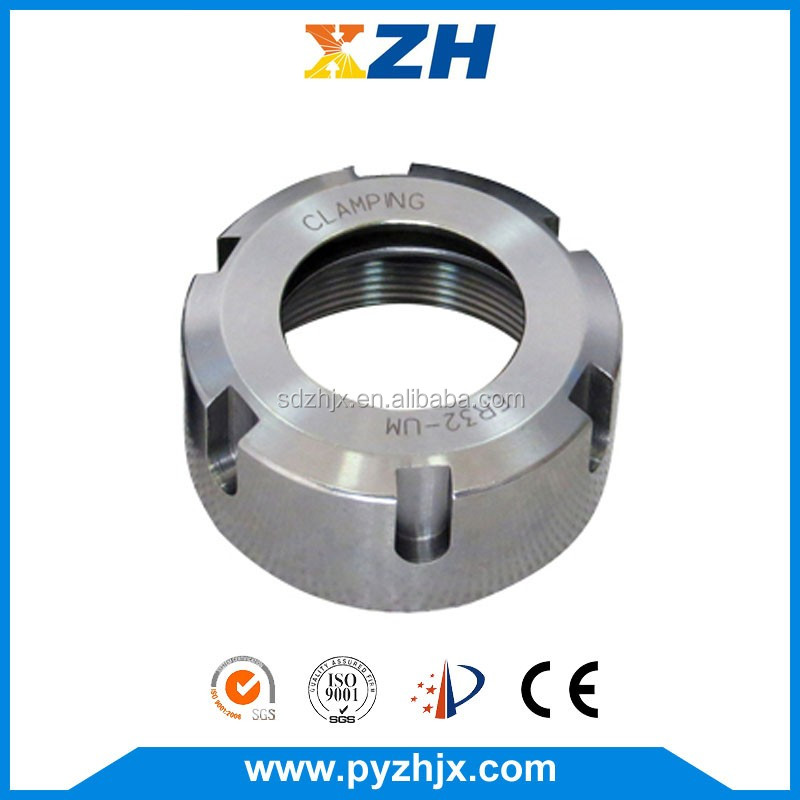 C16 ER11 Collet Chuck Holder Straight Shank for CNC Milling