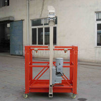 Climbing ZLP Sky Climber/ Cradle/ Gondola/ Window Cleaning Machine (CE,ISO Approved)