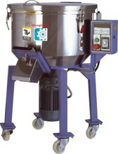 Automatic vertical plastic color mixer with cheap price