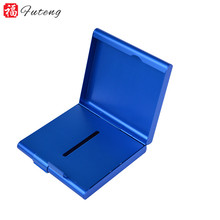 Wholesale Hot Selling Futeng Cigarettes Tobacco Box Refined Manual Metal 20pcs Cigarette Case