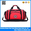 High quality long strap outdoor travelling tote handbag nylon duffel bag for man