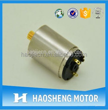 8mm coreless dc motor