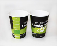 beverage usse and new style single wall paper coffee cups