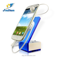 Big promotion!acrylic mobile phone charging holder with magnetic for iphone