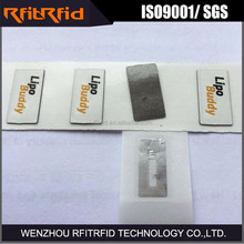 anti fake 13.56 mhz nfc nfc label nfc wet inlay passive rfid tag ,high quality rfid sticker tag