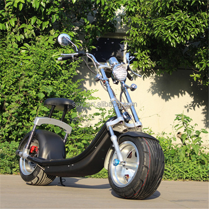 Harley electric scooter 2017 original factory EEC certification with big wheels fashion