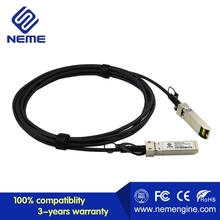 3m 10G Copper SFP+ Cable, Cisco, HP Compatible Twinax 10G Copper SFP Cable