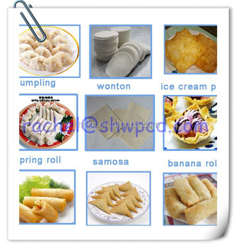how to make a spring roll wrapper