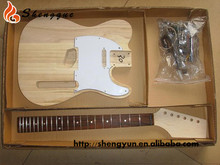 Shengque Unfinished TL/ST Replica Electric Guitar Kit