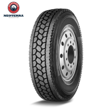 NEOTERRA NT399 TOP BRANDS DRIVE 295 75 22.5 Truck Tire Factory in China