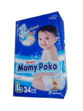 Mamy Poko L34 Diapers