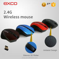 EXCO 2016 drivers usb mini optical cartoon computer mini wireless usb mouse