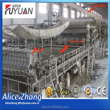Paper making machine for Art PAPER, high quality paper making mill