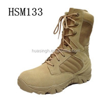 name brand Bates military equipment combat mission breathable suede leather desert boots