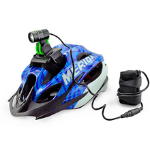 Bike accessories Manufacturer Rechargeable 1000 Lumen Led Headlamp bike lights reviews battery operated led lights for bicycle