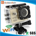 30m waterproof 2.0 inch hd 1080p helmet WIFI sport action camera