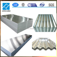 Aluminum sheets for corrugated aluminum roofing sheets