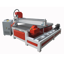 High cutting speed 4th axis cnc router/woodworking cnc machines with rotary device