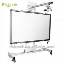 Finger touch interactive whtieboard for smart classroom with best price