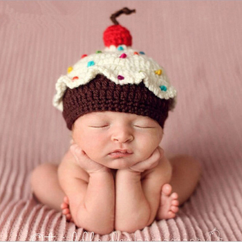 2017 christmas gift winter beanie warm hat handmade baby knitting beret hat for sale