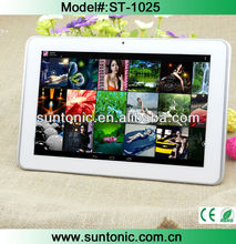 10.1 inch android tablet pc 3g gps wifiQualcomm S4 play MSM8225 1.2GHZ