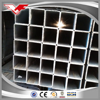 civil engineering materials for mild steel SHS from China factory