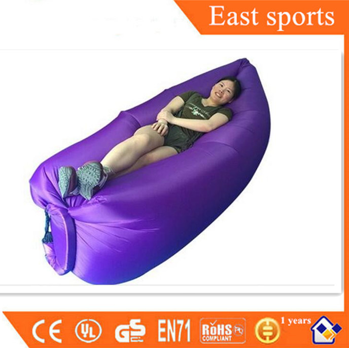 New style outdoor sofa inflatable air sleeping bag with factory price